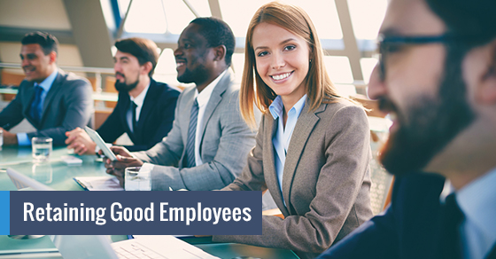 Retaining Good Employees